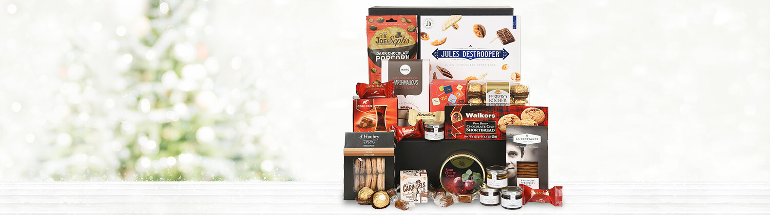 Christmas Corporate Gifts Delivered to France