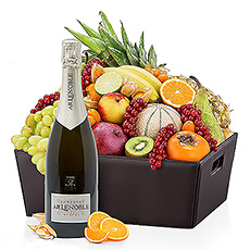Sparkling VIP Fruit Hamper