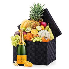 Fruits Exotiques de Saison Deluxe & Veuve Clicquot