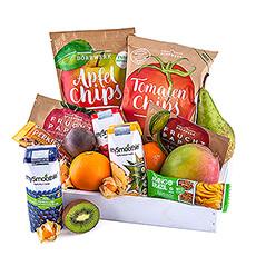 Laissez-vous tenter par la douceur de fruits frais et de super-aliments, la culpabilité en moins!
