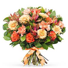 Offrez un bouquet d'automne.