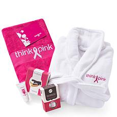 Chaque cadeau apporte de largent à la bonne cause de Think-Pink. Donnez un impact supplémentaire à votre cadeau et luttez également contre la forme de cancer le plus fréquent chez les femmes.