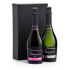 Add a dash of glamour to any special occasion with this festive duo of Oxfam Fair Trade sparkling wines.