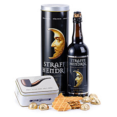 Discover the perfect combination: Belgian beer, Belgian biscuits, and Belgian chocolate!