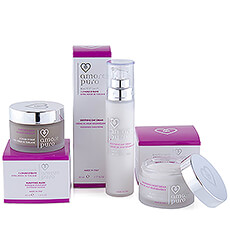 Amore Puro Purifying Mask, Day Cream & Night Cream