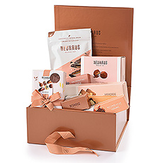 Enjoy the delicious Neuhaus chocolate!
