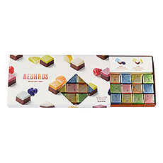 Discover the new Neuhaus BonBons collection in 5 refreshing flavors to enjoy during summer time.