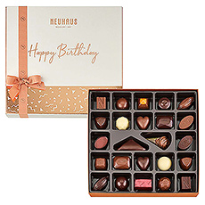 Neuhaus Happy Birthday Discovery Box, 25 pcs