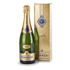 The Grand Cru Millésimé 2006 champagne from Pommery is a top of the bill champagne.