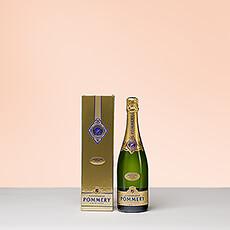 Le champagne Grand Cru Millésimé 2006 de Pommery est la crème de la crème.
