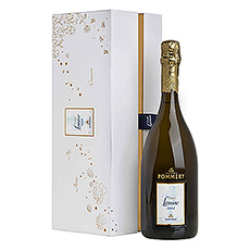 Taste the unique aromas of this extraordinary Cuvée Louise Millésime 2004: a true revelation for the champagne connoisseur.