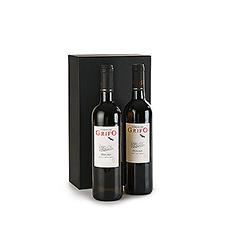 La bouteille de rouge et la bouteille de blanc Terras do Grifo forment une véritable découverte pour les amateurs de vins exceptionnels.