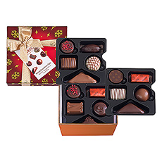 Indulge in the finest Neuhaus chocolates, featuring the popular Gianduja chocolates, delicious fillings and refined ganache toppings.