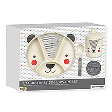 Gifts 2019 : Bamboo Bear Dinnerware