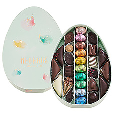 Taste a hint of Spring with the Neuhaus Chocolate Easter Egg Box!