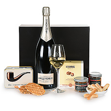 Gifts 2020 : Lenoble Blanc De Blancs Magnum & Snacks