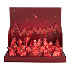Neuhaus Advent Calendar Pop-Up 2020, 331 g