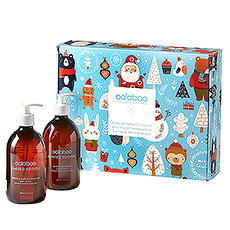Oolaboo Christmas Lovely Body Lotion Delicious Bath & Shower Gel