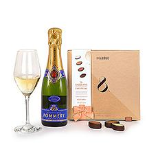 Neuhaus 2020 Pommery Champagne & 24 Sparkling Pairing Chocolates