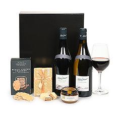 La collection Hospitality Tray est l'un des cadeaux préférés pour les cadeaux d'affaires, les jours fériés, les cadeaux de remerciement et les anniversaires. C'est un cadeau qui appelle à une bonne conversation autour d'un verre de vin et de petites bouchées sucrées et salées de qualité supérieure.