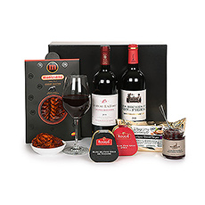 Exclusive  Pomerol & Saint-Emilion Grand Cru Wine Gift