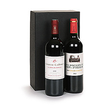 Duo Pomerol & Saint Emilion Grand Cru Wine
