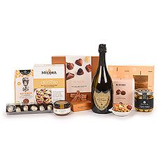 Gift 2020 : Ultimate Gourmet Dom Perignon Vintage 2010 Giftbox