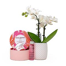 Cinq Mondes Coffret 'Princesse Balinaise' & Orchidee