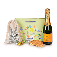 Gifts 2021 : Easter Treats with Veuve Cliquot and Jules Destrooper