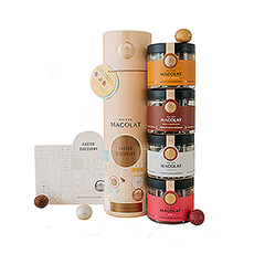 Discover the delights of the Macolat experience: a unique, luxurious confectionary treat created with the world's finest Macadamia nuts covered in rich Belgian chocolate.