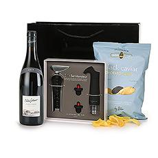 Gifts 2021 : Atelier Du Vin Set Monsieur, Sancerre & Kaviaarchips