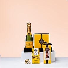 Corné Port-Royal & Veuve Clicquot Brut Champagne