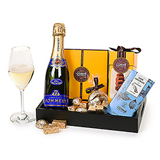 Gifts 2021 : CPR Choc & Pommery Bubbles