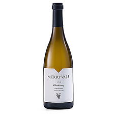 Award-winning limited production Chardonnay from Napa Valley's prestigious Merryvale Vineyards.