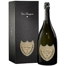 Le champagne Dom Pérignon Vintage 2006 dans son coffret cadeau luxueux.(75 cl)