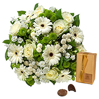 Flowers for any occasion. It's a perfect gift idea for Valentine's day, an anniversary, or just to say 'I love you'