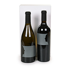 Two premier Napa Valley California wines by Merryvale, an elegant wine gift.