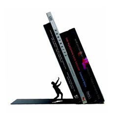 Bring the Design effect into your house with this Artori Design Bookend!