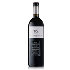 Château St Jean de Lavaud Lalande de Pomerol is a soft wine with aromas of black fruit, a woody nose, and a fine floral finish from Bordeaux, France.