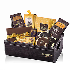 Warm up anytime with Godiva's delicious premium coffee. Perfect for to brighten up the morning, as an afternoon pick-me-up, or after-dinner treat, rich coffee is combined with unique Godiva flavors.