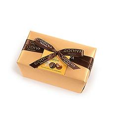 Godiva Ballotin Gold Emballé