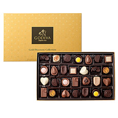 Delight in the journey of chocolate discovery with Godiva's New Gold Discovery Collection.