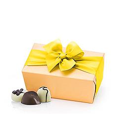 Le Ballotin Gold 500g est un joli cadeau et suscitera une véritable joie lorsque vous le déballerez.