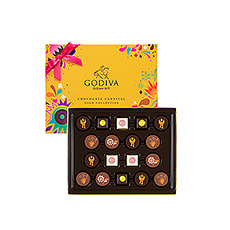 Godiva 2019 : Carnival Gold Collection