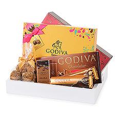 Ravivez vos sens avec le set cadeau Chocolate Carnival Gold Collection.
