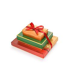 Godiva Sparkling Christmas Chocolate & Truffle Gift Tower