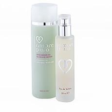Amore Puro Gift Box Eau de Toilette & Shower Gel