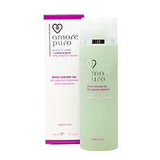 Amore Puro Detox Shower Gel, 200 ml