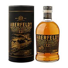 Aberfeldy Highland Single Malt Scotch Whisky 12 Years Old, 70 cl