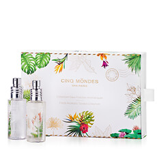 Cinq Mondes Fresh Aromatic Sprays Collection